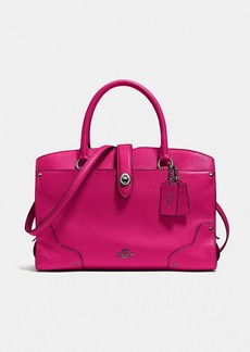 COACH MERCER SATCHEL 30 IN IN GRAIN LEATHER