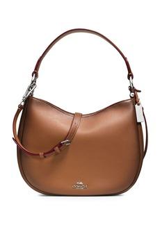 COACH Nomad Leather Hobo Bag