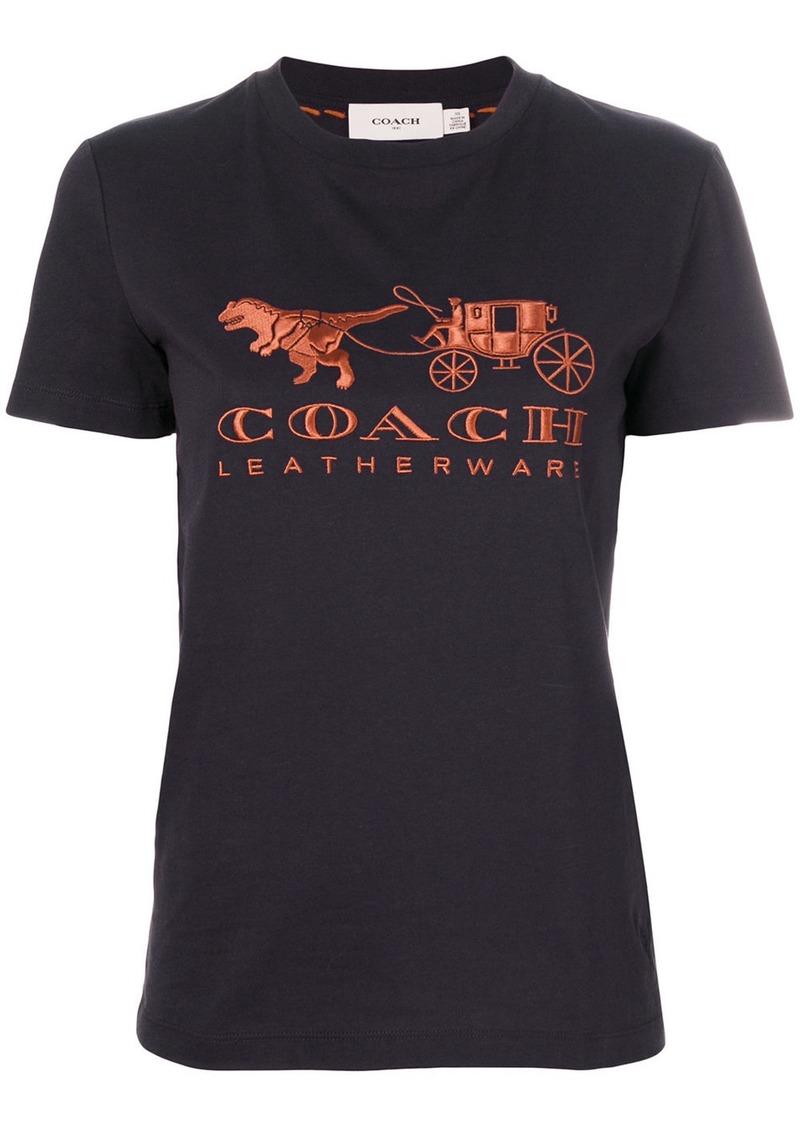 Coach Rexy Carriage T-shirt