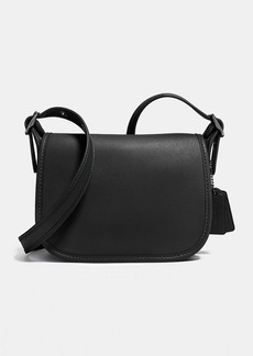 COACH SADDLE 18 IN GLOVETANNED LEATHER