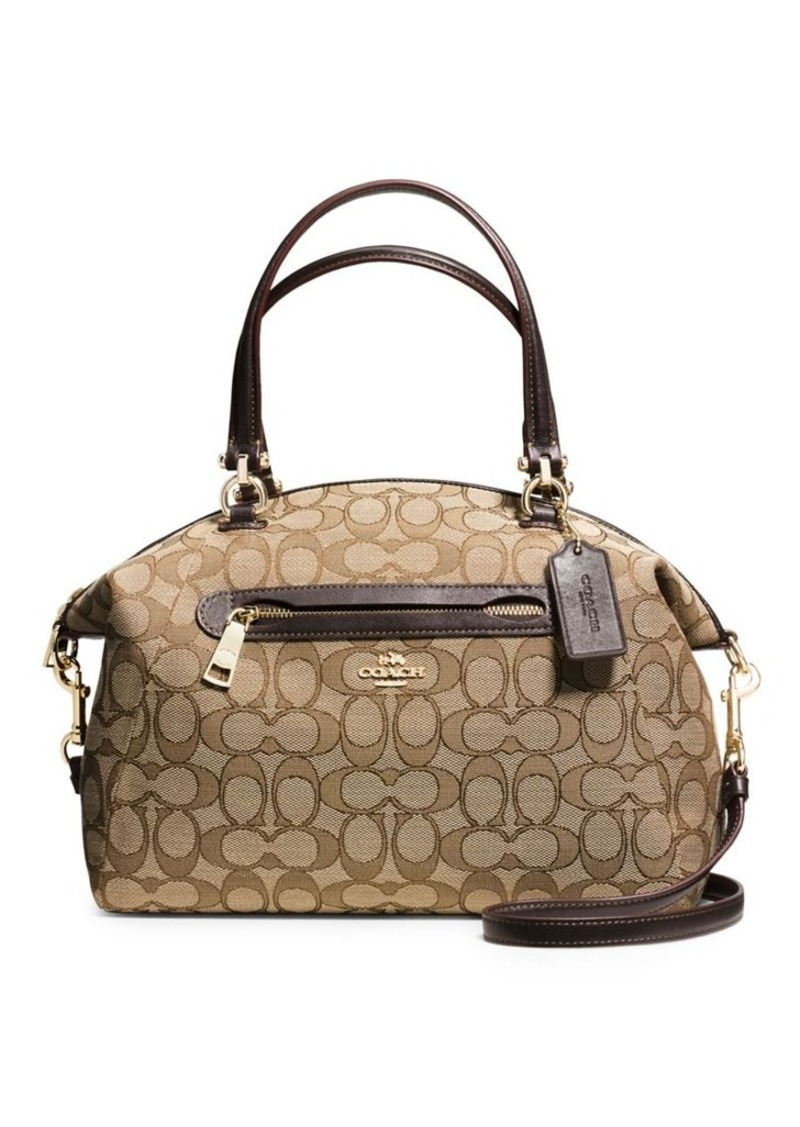 2e029d4697 czech coach signature stripe nancy satchel handbag c1003 371ed e066f  best coach  signature jacquard prairie satchel f9e89 94fe0