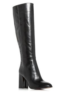 COACH Women's Brigitte Tall Block Heel Boots