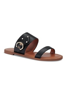 COACH Women's Harlow Embellished Sandals