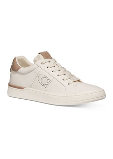 COACH Women's Lowline Low Top Sneakers