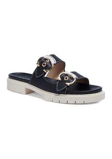 COACH Women's Piper Buckled Platform Sandals