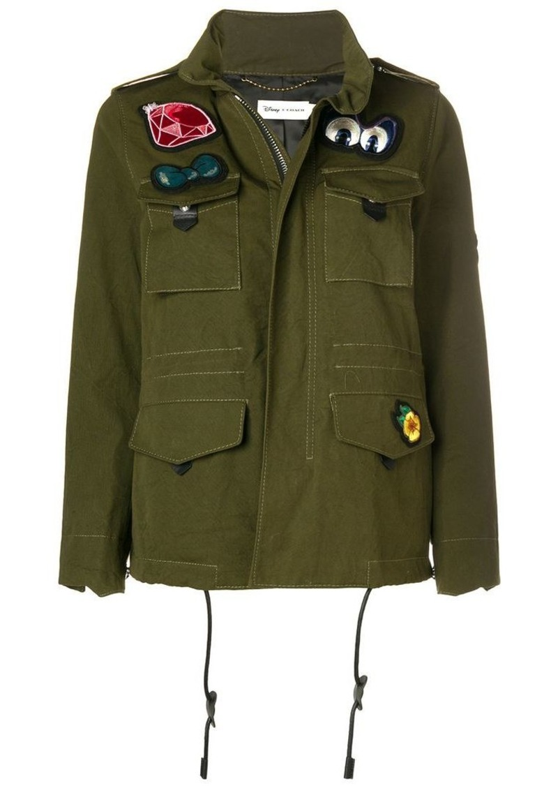 Coach x Disney M65 jacket