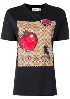 Coach X Disney Snow White signature T-shirt