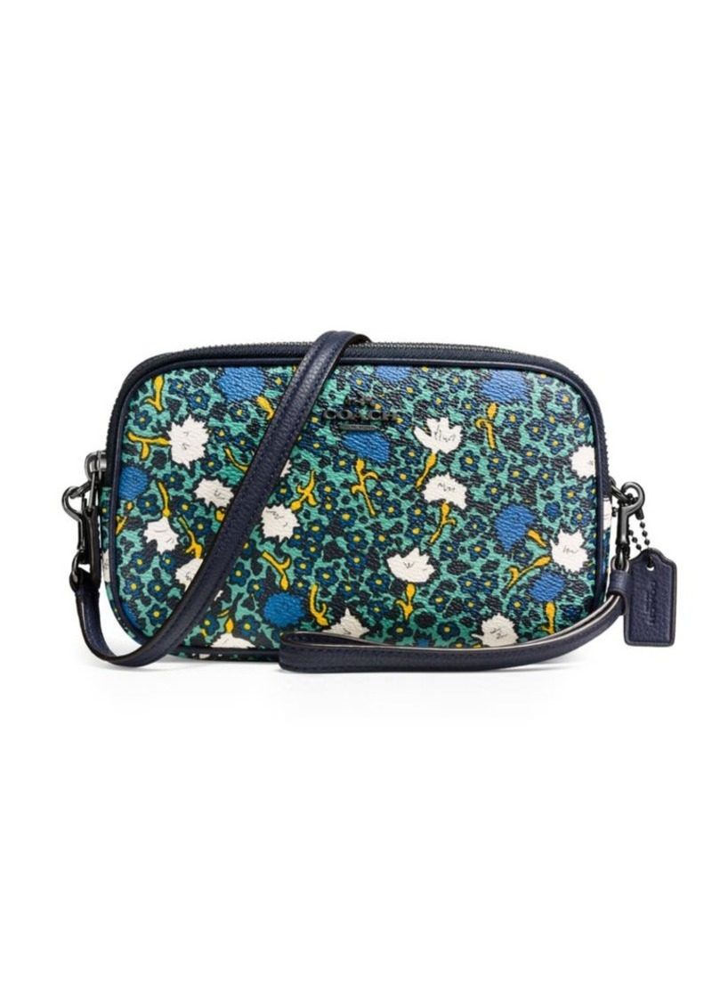 Coach COACH Yankee Floral-Printed Coated Canvas Crossbody Bag | Handbags - Shop It To Me