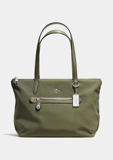 COACH ZIP TOTE IN NYLON