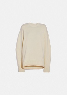 Coach crewneck essentials