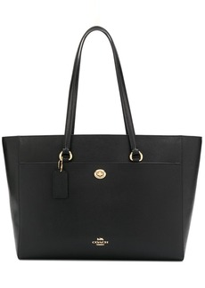 Coach crossgrain Folio tote