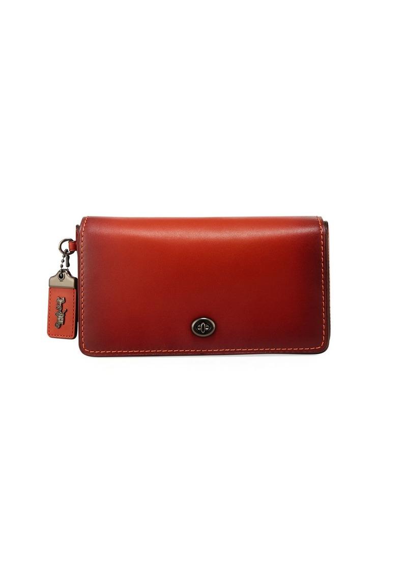 9071012e45f0 SALE! Coach Dinky Glove-Tanned Crossbody Bag