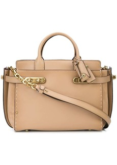 Coach Double Swagger tote
