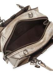 Coach Dreamer 21 Metallic Tote Bag