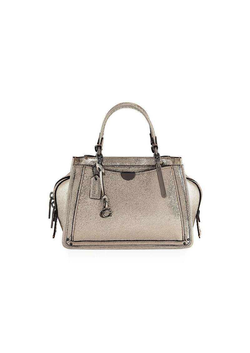 Dreamer 21 Metallic Tote Bag