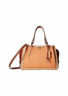 Coach Dreamer in Color Block Leather