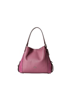 Coach Edie 31 in Mixed Leather