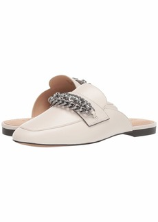 Coach Faye Multi Chains Loafer Slide