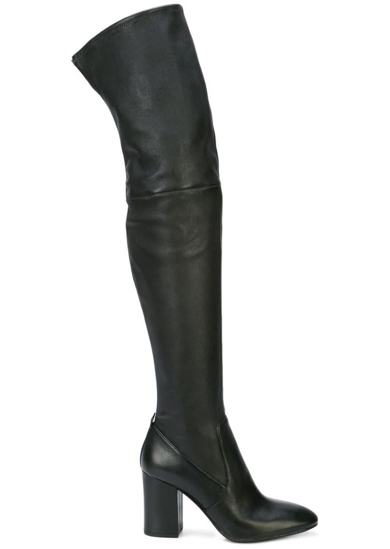 aa417be75ef Coach Giselle over-the-knee boots