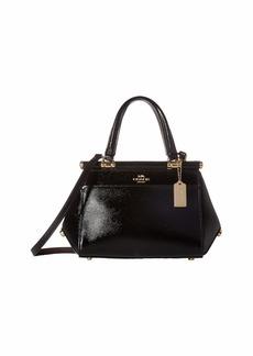Coach Grace 20 Bag in Crossgrain Patent Leather