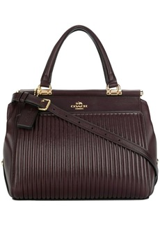Coach Grace quilted handbag