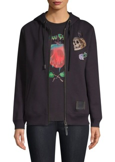 Coach 1941 Happy Embroidered Hoodie
