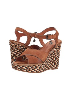Coach High Wedge Sandal
