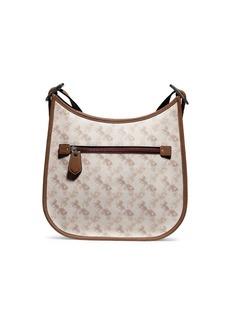 Coach Horse & Carriage Coated Canvas Crossbody Bag