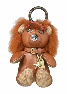 Coach Lion Bear Bag Charm