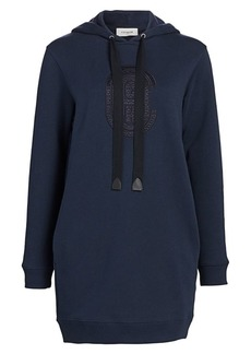 Coach Logo Sweatshirt Dress
