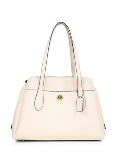 Coach Lora Leather Tote