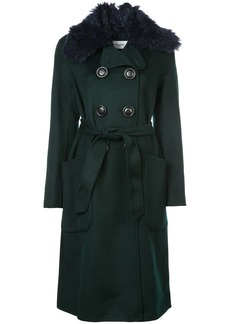 Coach luxury wool trench coat