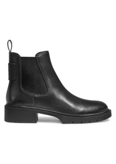 Coach Lyden Leather Chelsea Boots