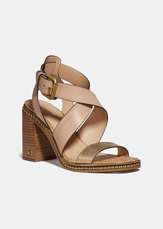 Coach mandy sandal
