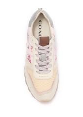 Coach Mini Vintage Floral Fashion Sneaker