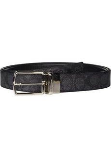 Coach Modern Harness CTS/Reversible Signature Belt