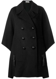 Coach oversized double breasted coat