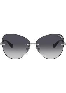 Coach oversized sunglasses