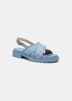 Coach palmer sandal
