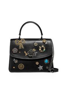 Coach Parker Vintage Jewelry Top Handle Bag