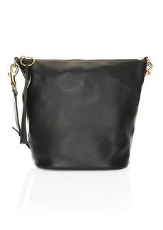 Coach Pebble Leather Duffle Satchel Bag