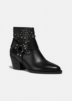 Coach pia western bootie