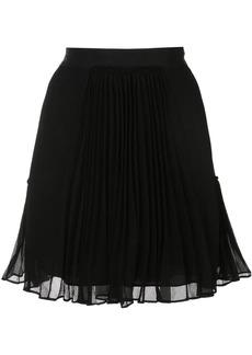 Coach pleated skirt