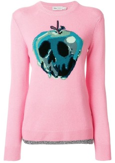 Coach poison apple sweater