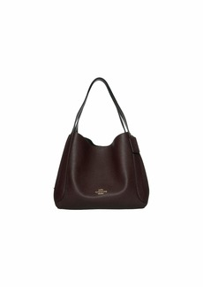 Coach Polished Pebble Leather Hadley Hobo