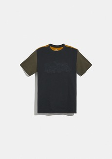 Coach pop horse and carriage t-shirt