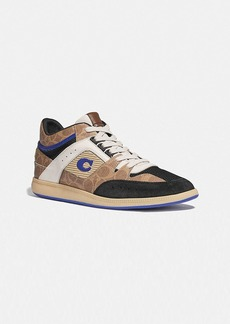 Coach citysole mid top sneaker