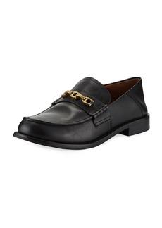Coach Putnam Loafers w/ Fold-Down Heel