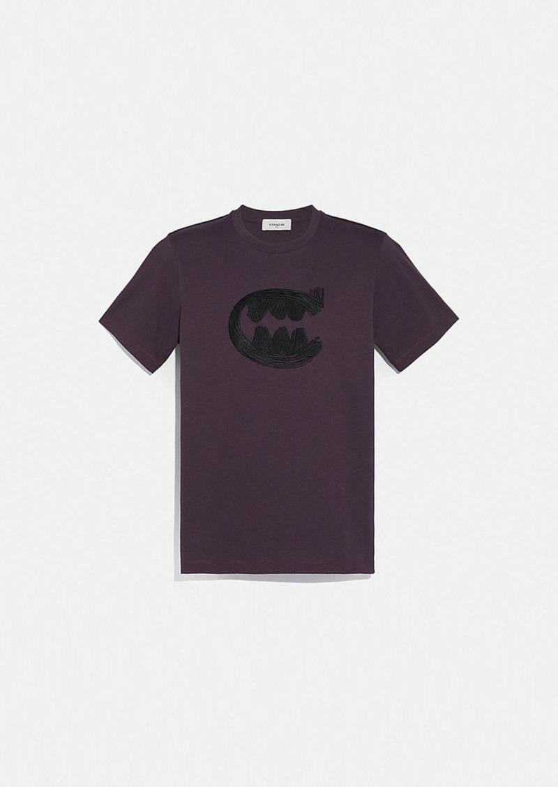 Coach rexy by guang yu t-shirt