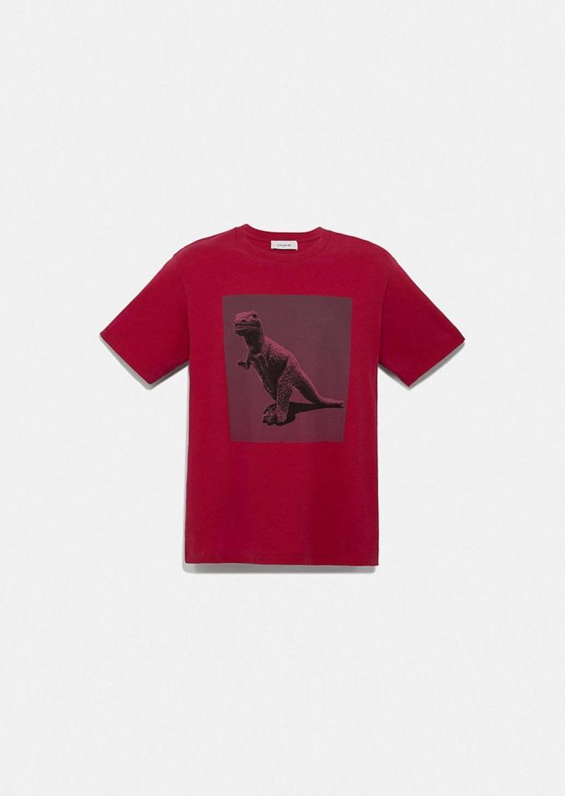 Coach rexy by sui jianguo t-shirt